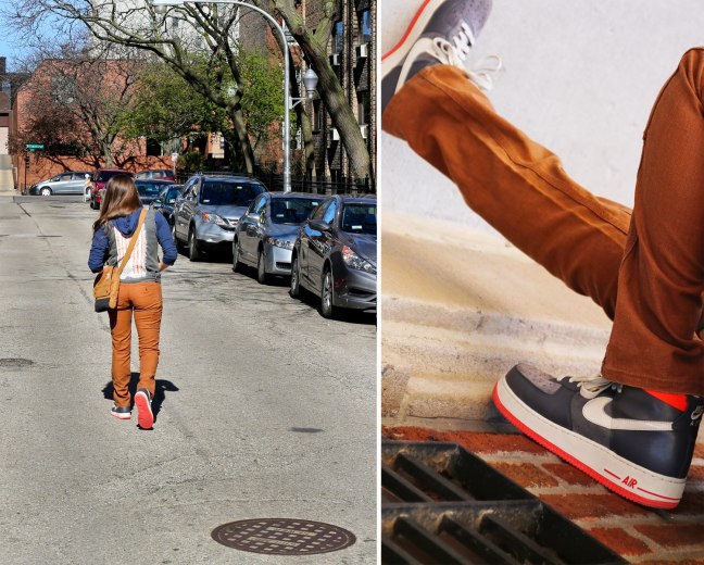 you and your orange soul / for the love of nike